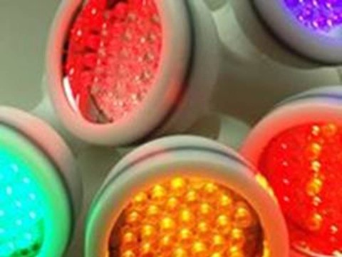 Hand help LED lights