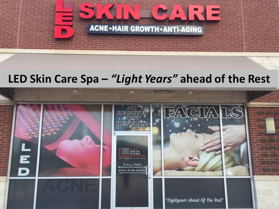 LED Skin Care Spa