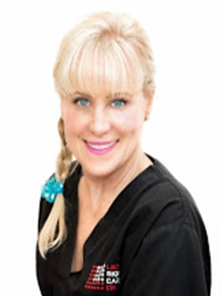 Vicki Knutson Licensed Esthetician