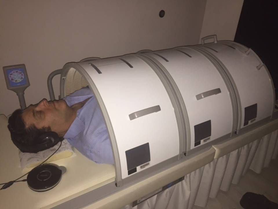 Infrared Therapy - whole Body