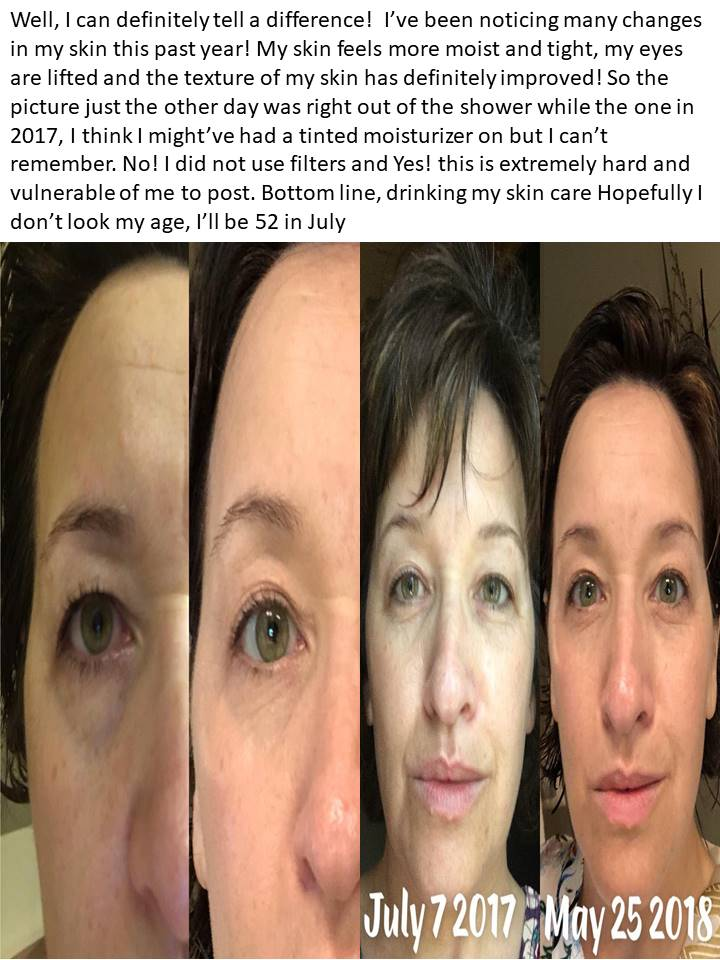 Drinkable Skin Care - Inside out with Bio Cell