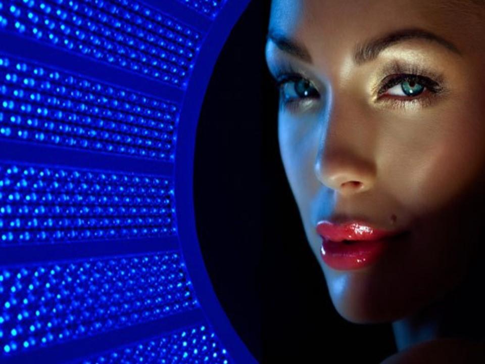 Blue LED light for Acne