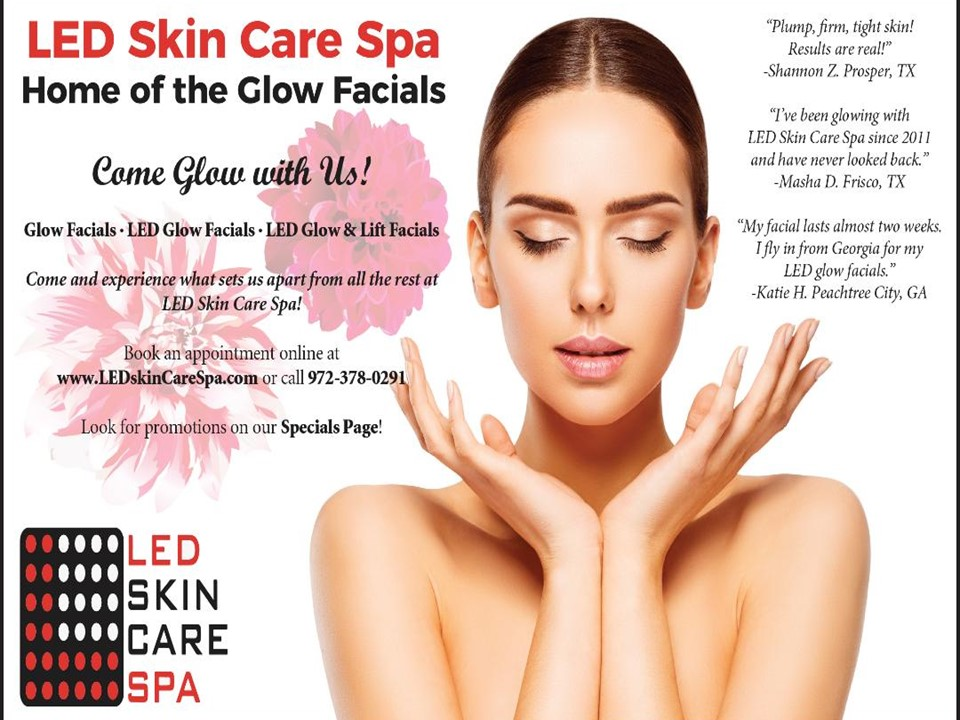 LED Skin Care Spa