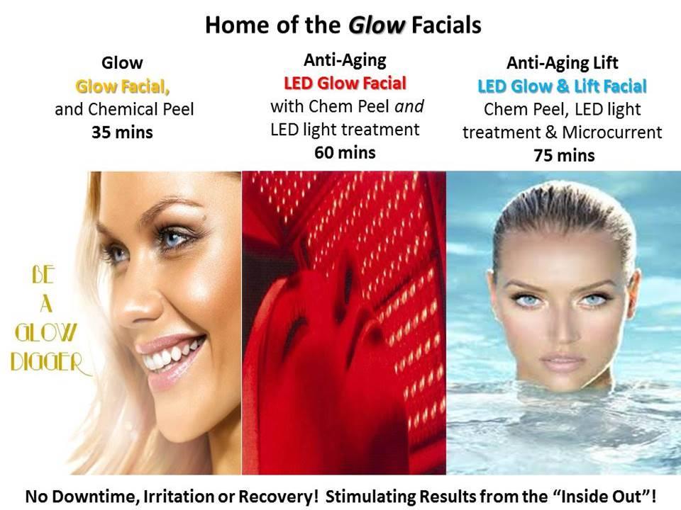 Glow Facials Plano