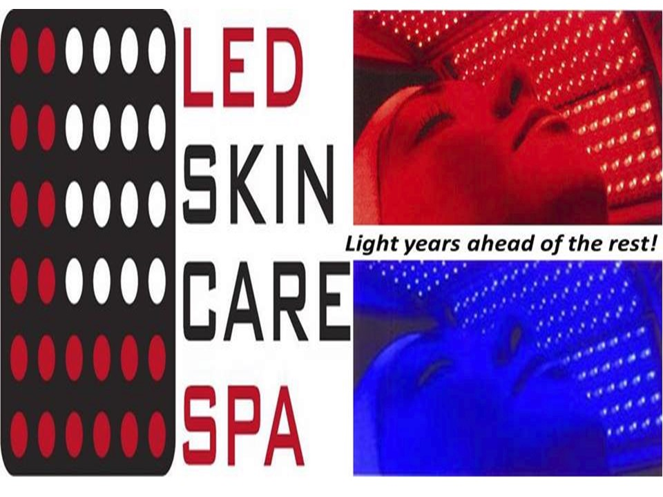 "LED Skin Care ""light years ahead of the rest"""