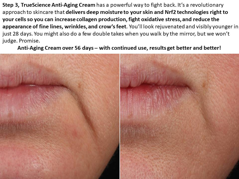 TS Skin Step 3 Anti Aging Cream
