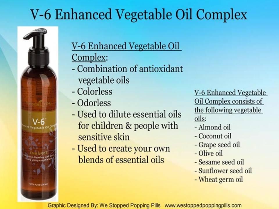 V 6 oil